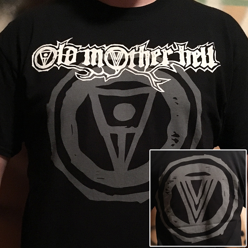 Old Mother Hell Logo-Shirt