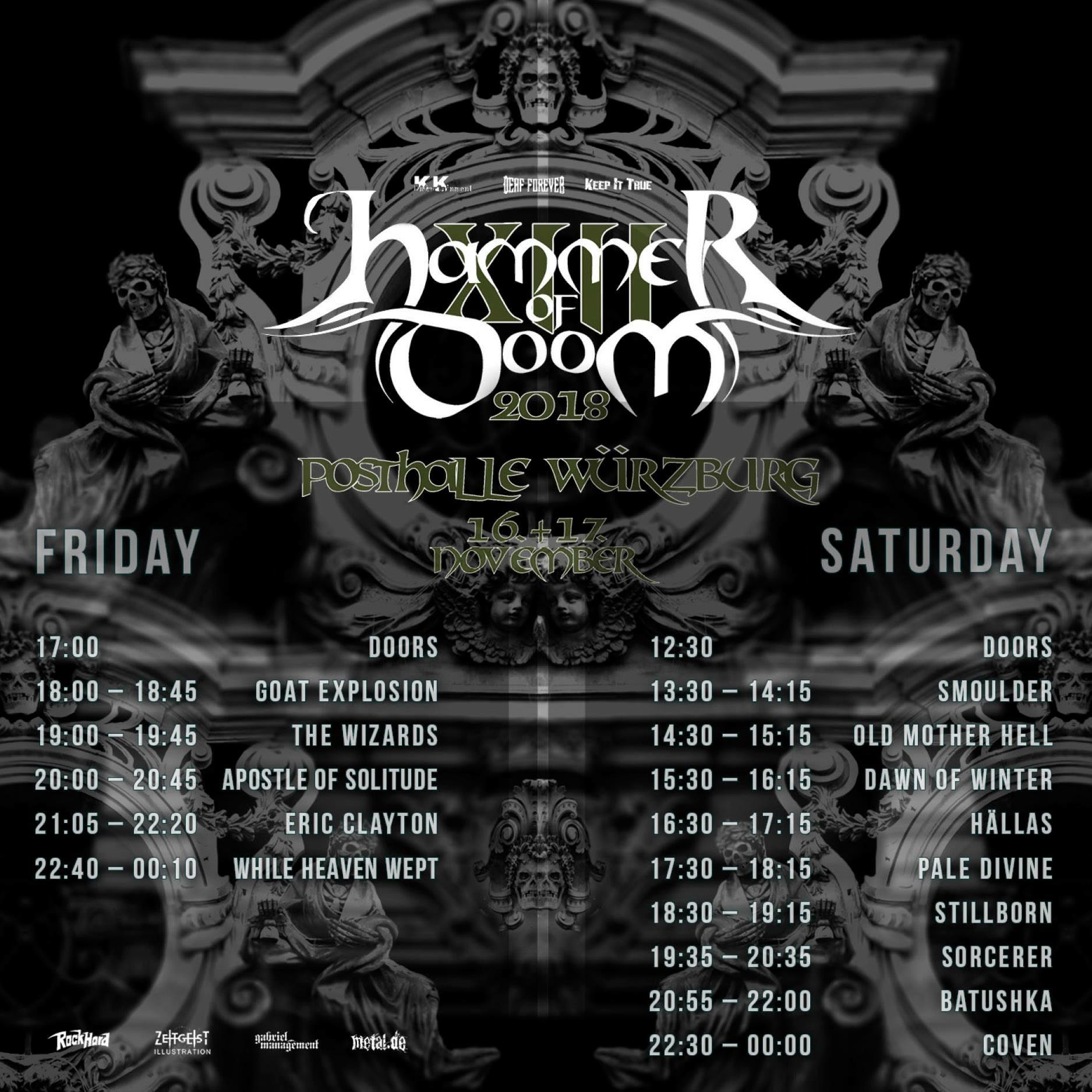 Hammer of Doom XIII